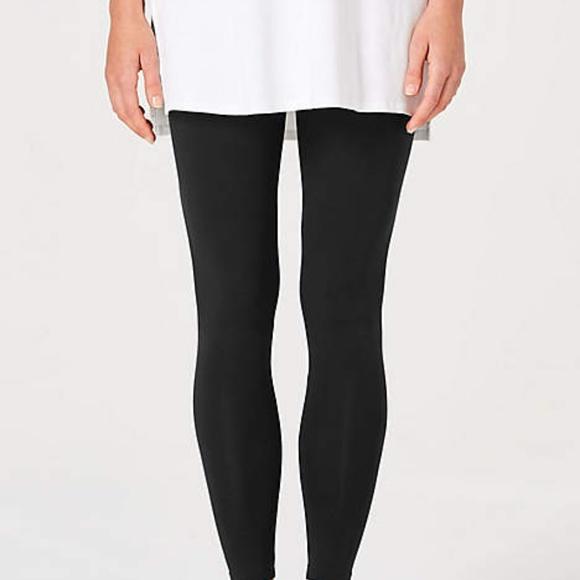 d4e9e4ac6257a J. Jill Pants | Nwt Jjill Black Ankle Leggings Medium Petite | Poshmark